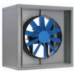 Sistem ventilatie spatii inchise