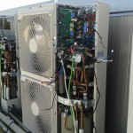 Reparatii Aparate aer conditionat Uz Comercial model inverter si On/Off